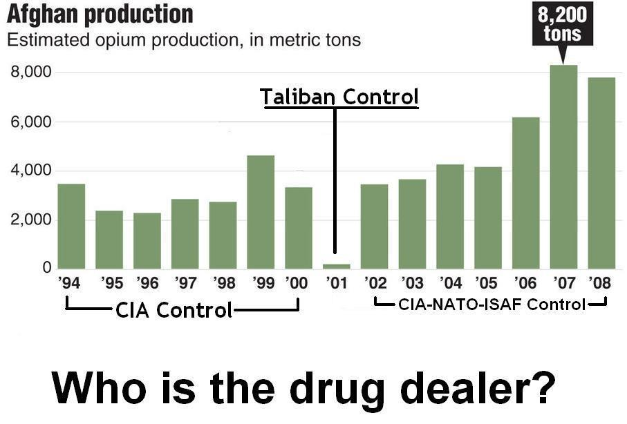 the war on drugs and u s Just as the us wars in afghanistan, iraq and libya fertilized the field for is, another us war, the so-called war on drugs, opened new horizons for the drug cartels just as washington has worked.